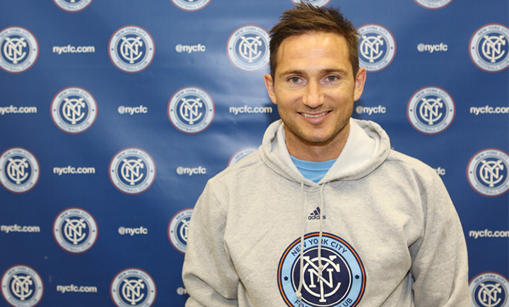Frank Lampard (Chelsea, Manchester City)