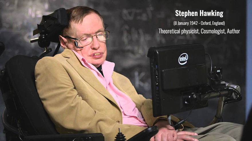 Stephen Hawking Success Story