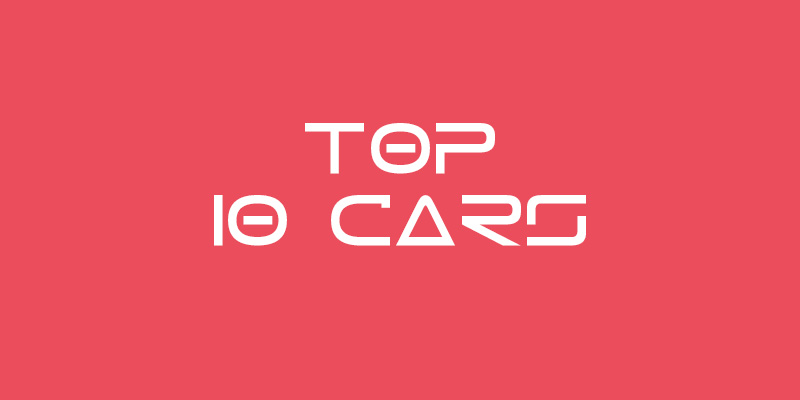 Top 10 Cars