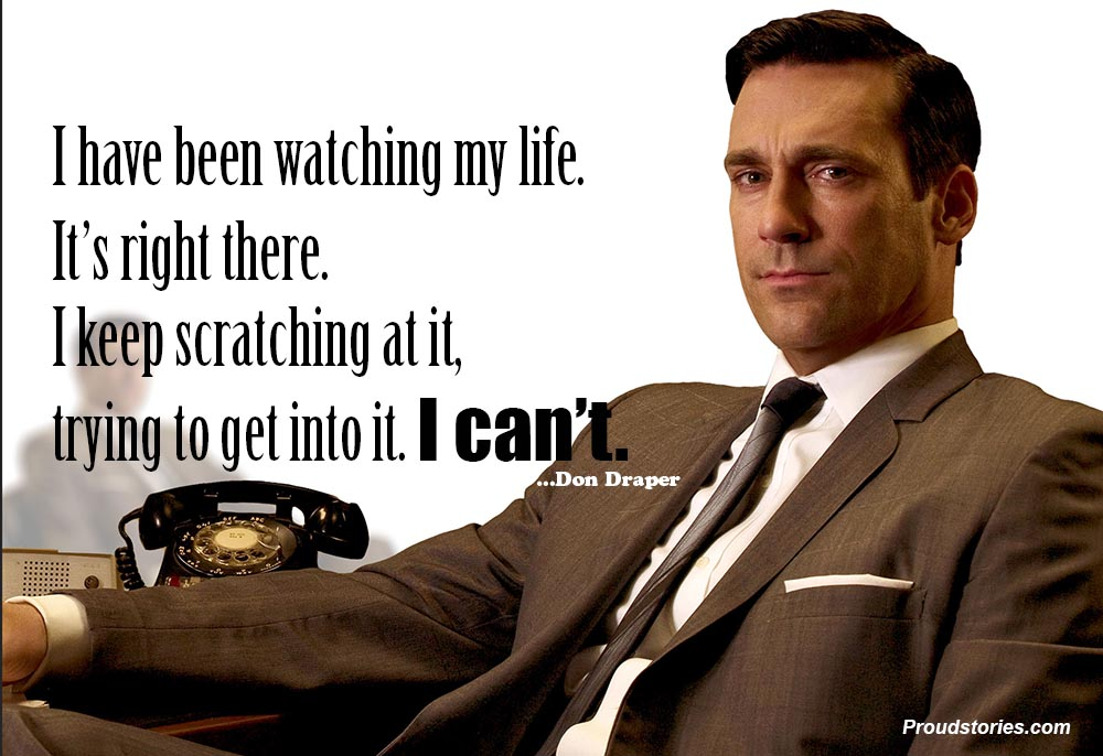 Don Draper Quotes for Life