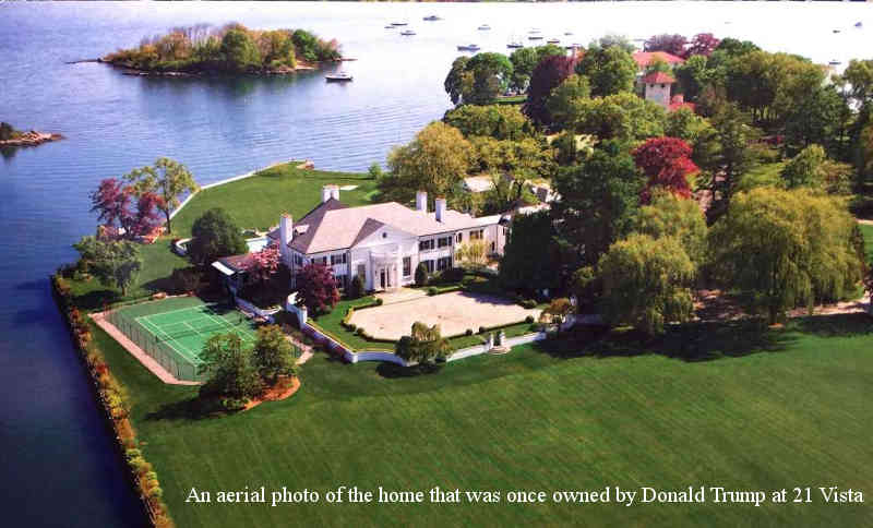 an-aerial-photo-of-the-home-that-was-once-owned-by-donald-trump-at-21-vista