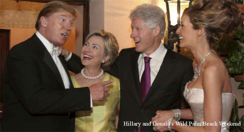 hillary-and-donalds-wild-palm-beach-weekend