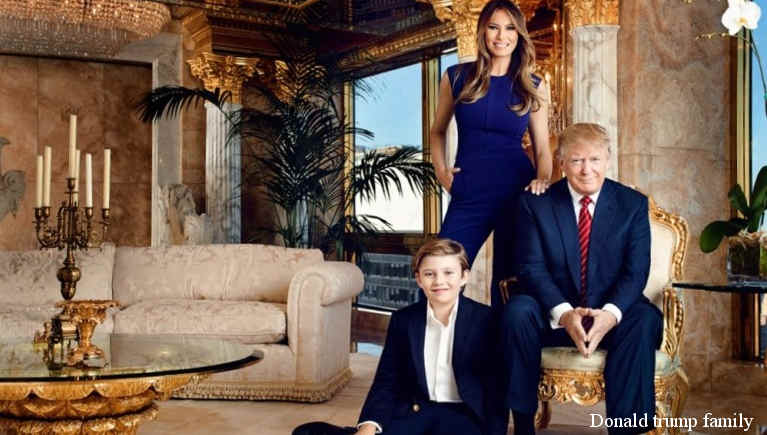 donald-trump-family