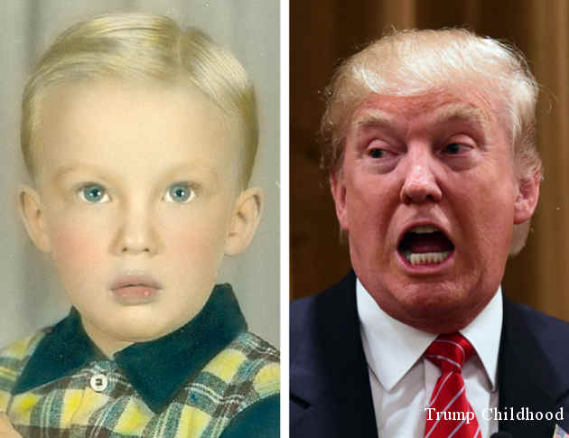 trump-childhood