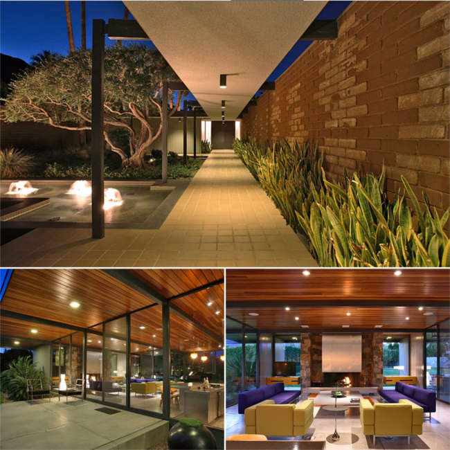 "pictures of celebrities homes in palm springs в""– 112789"