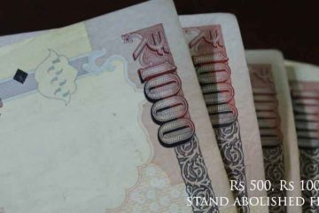 Rs 500, Rs 1000 notes stand abolished from midnight