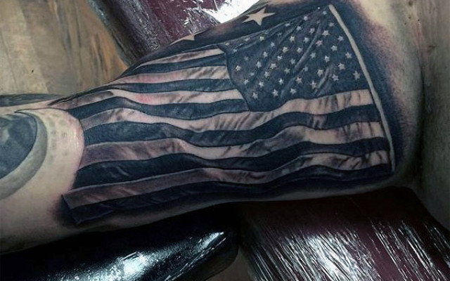 100 Cool Traditional American Tattoos For Men
