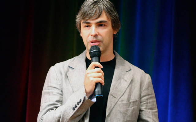 Larry Page Quotes & Sayings Collection
