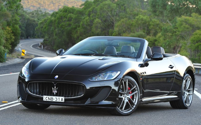 Top 10 Most Expensive Maserati Cars List