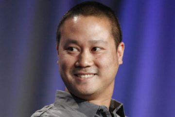 Tony Hsieh - CEO of the Online Shoe and Clothing Shop Zappos