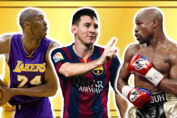 Top 10 Richest Sportsmen In The World