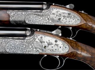 Top 20 Most Expensive Shot-Guns in the World