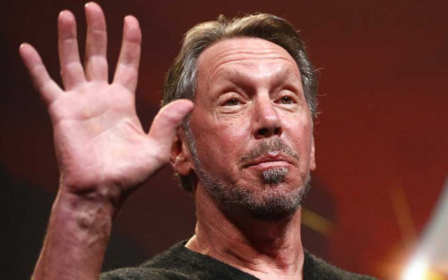 Chief Technology Officer of Oracle Larry Ellison Quotes