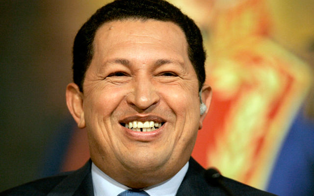 Famous People from Venezuela Hugo Chavez