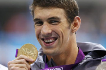 Michael Phelps successstory