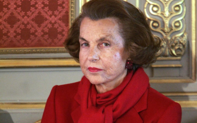 Liliane Bettencourt biography